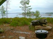 Μαγείρεμα αγριοτήτων Στοκ φωτογραφίες με δικαίωμα ελεύθερης χρήσης