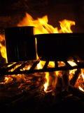 μαγείρεμα υπαίθριο Στοκ εικόνες με δικαίωμα ελεύθερης χρήσης