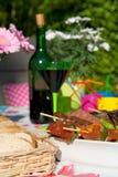 μαγείρεμα υπαίθριο Στοκ εικόνα με δικαίωμα ελεύθερης χρήσης