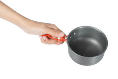 Μαγείρεμα χεριών Στοκ Εικόνες