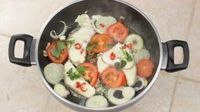 Μαγείρεμα ψαριών