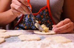 Μαγείρεμα στοκ εικόνα
