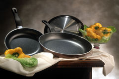 μαγείρεμα Στοκ Φωτογραφίες