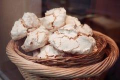 Μαγείρεμα maringue στην εγχώρια κουζίνα στοκ φωτογραφία με δικαίωμα ελεύθερης χρήσης