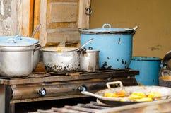 Μαγειρείο Στοκ Εικόνες