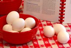 μαγειρευμένα αυγά σκληρ στοκ εικόνα με δικαίωμα ελεύθερης χρήσης