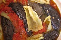 μαγειρευμένα λαχανικά Στοκ Εικόνες