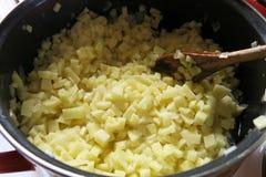 μαγειρευμένα λαχανικά Στοκ εικόνα με δικαίωμα ελεύθερης χρήσης
