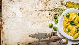 μαγειρευμένα ζυμαρικά Στοκ φωτογραφία με δικαίωμα ελεύθερης χρήσης