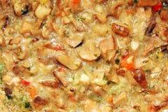 μαγειρευμένα μανιτάρια στοκ φωτογραφίες με δικαίωμα ελεύθερης χρήσης