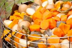 μαγειρευμένα πρόσφατα λα Στοκ Φωτογραφίες