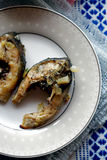 Μαγειρευμένος κυπρίνος στοκ φωτογραφία με δικαίωμα ελεύθερης χρήσης