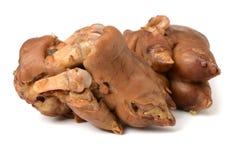 Μαγειρευμένο πόδι χοιρινού κρέατος Στοκ εικόνες με δικαίωμα ελεύθερης χρήσης