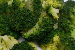 Μαγειρευμένο brocoli Στοκ εικόνα με δικαίωμα ελεύθερης χρήσης