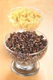 μαγειρευμένο quinoa κόκκινο Στοκ φωτογραφία με δικαίωμα ελεύθερης χρήσης