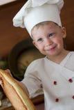 μαγειρεψτε λίγα Στοκ φωτογραφίες με δικαίωμα ελεύθερης χρήσης