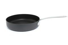Μαγειρεύοντας ή τηγανίζοντας τηγάνι Στοκ Φωτογραφίες