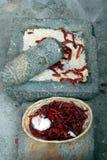 Μαγειρεύοντας εξοπλισμός Στοκ φωτογραφία με δικαίωμα ελεύθερης χρήσης