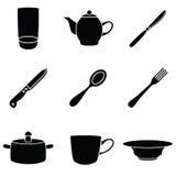 Μαγειρεύοντας εργαλεία Στοκ Εικόνες
