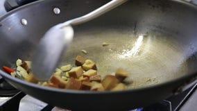 Μαγειρεύοντας κινεζικά τρόφιμα φιλμ μικρού μήκους