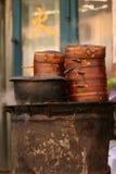μαγειρεύοντας οδός Στοκ φωτογραφία με δικαίωμα ελεύθερης χρήσης
