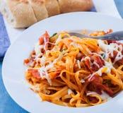 μαγειρεύοντας συστατικά ιταλικά τροφίμων Στοκ φωτογραφίες με δικαίωμα ελεύθερης χρήσης