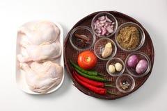 μαγειρεύοντας συστατικά Στοκ φωτογραφία με δικαίωμα ελεύθερης χρήσης