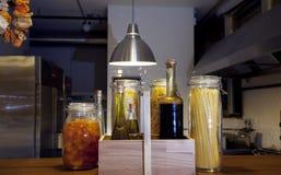 μαγειρεύοντας συστατι&k Στοκ Εικόνες