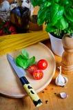 μαγειρεύοντας συστατι&k Στοκ φωτογραφία με δικαίωμα ελεύθερης χρήσης