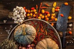 μαγειρεύοντας συστατι&k Στοκ Φωτογραφίες