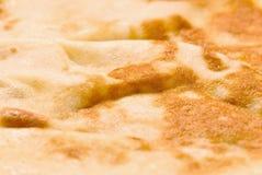μαγειρεύοντας τηγανίτα στοκ εικόνα με δικαίωμα ελεύθερης χρήσης