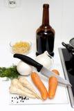μαγειρεύοντας τρόφιμα ακ στοκ φωτογραφία με δικαίωμα ελεύθερης χρήσης
