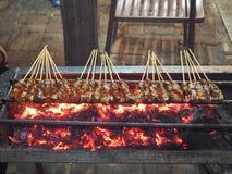 Μαγειρικό φεστιβάλ Serpong σε Tangerang στοκ εικόνες
