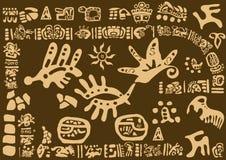 Μαγικά αρχαία κτήνη στοκ φωτογραφίες με δικαίωμα ελεύθερης χρήσης