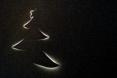 Μαγική έννοια νύχτας Χριστουγέννων Αφηρημένη ανασκόπηση διακοπών στοκ φωτογραφίες με δικαίωμα ελεύθερης χρήσης