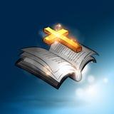 Μαγική Βίβλος απεικόνιση αποθεμάτων