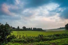Μαγική επαρχία παραμυθιού του Dorset Στοκ εικόνες με δικαίωμα ελεύθερης χρήσης