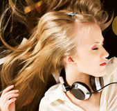 μαγική μουσική Στοκ φωτογραφίες με δικαίωμα ελεύθερης χρήσης