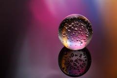 Μαγική σφαίρα κρυστάλλου Στοκ φωτογραφίες με δικαίωμα ελεύθερης χρήσης