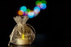 Μαγική τυχερή τσάντα Στοκ Εικόνα