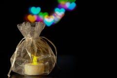 Μαγική τυχερή τσάντα Στοκ Εικόνες