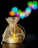 Μαγική τυχερή τσάντα Στοκ Φωτογραφία