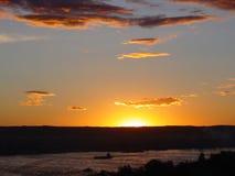 μαγικός ήλιος Στοκ Εικόνα