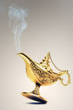 Μαγικός λαμπτήρας στοκ φωτογραφία με δικαίωμα ελεύθερης χρήσης