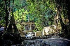 Μαγικός κήπος Koh Samui Στοκ φωτογραφίες με δικαίωμα ελεύθερης χρήσης