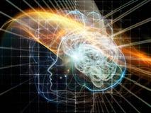 Μαγικός του μυαλού Στοκ Φωτογραφίες