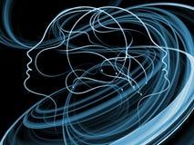 Μαγικός του μυαλού Στοκ εικόνα με δικαίωμα ελεύθερης χρήσης