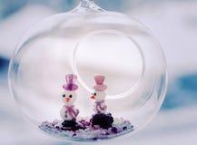 μαγικός χειμώνας Στοκ Εικόνα