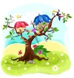 Μαγικό δέντρο απεικόνιση αποθεμάτων