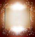Μαγικό βιβλίο Στοκ φωτογραφίες με δικαίωμα ελεύθερης χρήσης